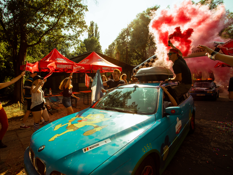 Foto Budapest Rally