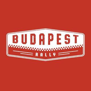 Logo Budapest Rally